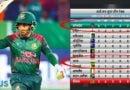 बांग्लादेश ने रचा इतिहास, श्रीलंका को हराकर सुपर लीग रैंकिंग में हासिल की बादशाहत, IND-AUS को झटका