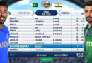 पाकिस्तान ने टीम इंडिया की बखिया उधेड़ी, फाइनल में 180 रन से दी मात, हार्दिक पांड्या की धुआंधार पारी गयी बेकार