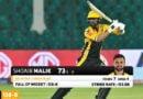 VIDEO:PSL में शोएब मलिक ने की छक्कों की बारिश, 11 गेंद पर ठोके 52 रन, फखर जमान ने बनाये इतने रन
